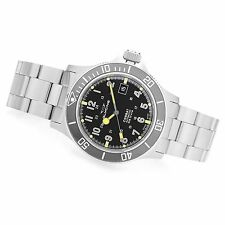 NEW Glycine Combat Sub Swiss Made Automatic Bracelet Watch GL-3908.191AT.GD MB
