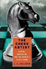 The Chess Artist: Genius, Obsession, and the World's Oldest Game-ExLibrary