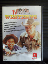 TV Classics - Westerns Vol. 1 (DVD, 2003) Leading Role:Gene Barry, Chuck Connors