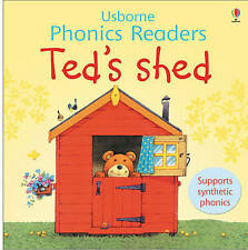 Usborne Phonics Readers - Ted's Shed by Phil Roxbee Cox (Paperback, 2006)