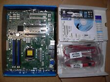New (See detail) Supermicro C7Z87 IntelZ87 LGA1150 Core i7/5/3 4thGen DDR3 Board