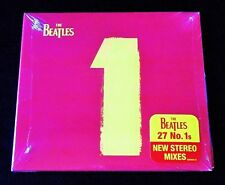 The Beatles 1 - 27 No. 1s - CD, NEW STEREO MIXES, USA RELEASE, NEW & SEALED