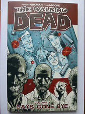 The Walking Dead Volume 1 Days Gone Bye TPB 2004 1st Printing VF
