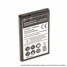 1800mAh Li-ion battery for Motorola Atrix 4G MB860