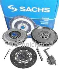 SACHS DUAL MASS FLYWHEEL DMF AND CLUTCH KIT WITH CSC FOR SEAT CORDOBA 1.9TDI BLT