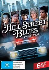 Hill Street Blues : Season 2 (DVD, 2013, 6-Disc Set) NEW
