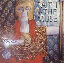 Vera Causa by Faith & the Muse (CD, Oct-2001, 2 Discs, Metropolis)