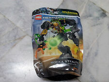 LEGO HERO FACTORY 44019 Rocka Stealth Machine New MISB