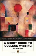 Short Guide to College Writing, A (4th Edition) (Penguin Academics)