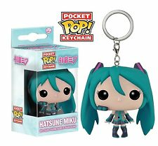 Funko Pocket Pop: Vocaloid - Hatsune Miku Keychain