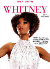 Whitney DVD New Factory Sealed Yaya Da Costa Yolonda Ross film by Angela Bassett