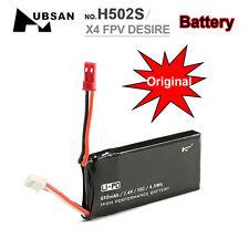 Original 1x Hubsan 7.4V 610mAh Batería para X4 H502S/H502E RC Juguetes Dron S54
