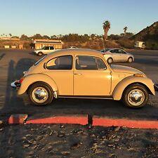 1974 Volkswagen Beetle - Classic beetle