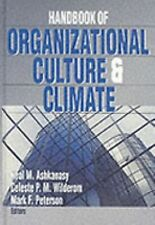 Handbook of Organizational Culture and Climate, , New Book