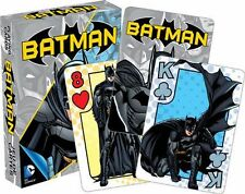 BATMAN - COMIC YOUTH - PLAYING CARD DECK - 52 CARDS NEW - DC COMICS 52400
