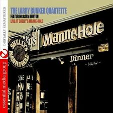 Live At Shelly's Manne-Hole - Larry Bunker (2013, CD NEUF) CD-R
