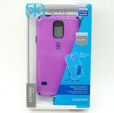 Speck CandyShell Samsung Galaxy S5 Case purple/Blue Slim Cover Shell Skin Bumper