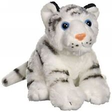 "Baby White Tiger Stuffed Animal - 8"" by Wild Republic"