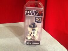 STAR WARS R2-D2 USB FLASH DRIVE 4G NEW IN SEALED PACKAGE