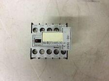Siemens 3TH2022-0BB4 24 VDC Control Relay 2 No 2 NC 3TH2022 3TH20220BB4