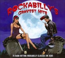 Rockabilly's Gravest Hits: 75 Hard Hitting Classics [Box] by Various Artists...