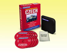 New 8 CD Pimsleur Learn to Speak Conversational Czech Language (16 Lessons)