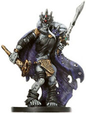 D&D MINIATURES VLAAKITH THE LICH QUEEN 60/60 R EPIC BLOOD WAR