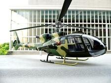 Chinese army Gazelle helicopter alloy model 1-32
