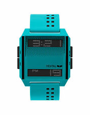 NEW VESTAL DIGICHORD SEA FOAM NEGATIVE SCUBA SURF SNOW SUP SPORTS WATCH