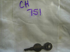 CH 751 key for campers (2 to a Pack) USED