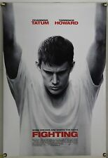 FIGHTING DS ROLLED ORIG 1SH MOVIE POSTER CHANNING TATUM TERRENCE HOWARD (2009)