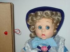 Wunderschöne Lenci-Puppe VIRGINIA Nr. 31 von 999 Googly 50 cm groß