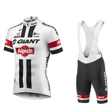 Completo Ciclismo/Cycling Jersey and Pants Combo 2016 Giant Alpecin taglia XL/L