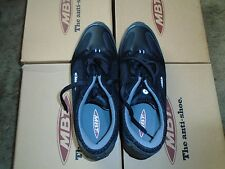 NEW IN BOX MBT Ladies SIZE 11 M MOJA BLACK ATHLETIC SHOES RETAILS $245