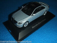 Mercedes Benz V 222 New/new S Class/s Class 2013 Silver/Silver 1:43 new/new