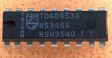 1 pc. TDA8451  Philips  P2CCD Delay Line+Matrix DIP16   NOS