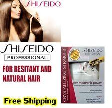 Shiseido Straightener Cream Crystallizing Straight H1 2 R/N 125ml