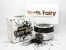 Tooth Fairy Whitening Strips & Fairy Dust Coconut Whitening Polish Bundle