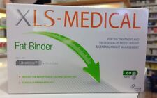 60 XLS Medical Fat Binder Tablets - safe non-medicine weight loss solution!!!