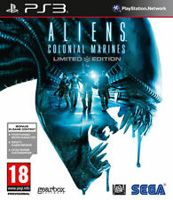 Aliens Colonial Marines: Limited Edition ~ Ps3 (en Perfectas Condiciones)
