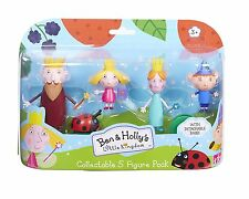 Ben and Holly's Little Kingdom 5 Figure Pack