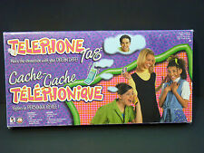 1998 Phone TELEPHONE TAG Board Game Make the connection with your Dream Date!