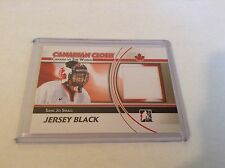 11-12 2011-12 ITG CANADA VS THE WORLD SAMI JO SMALL CANADIAN CLOTH JERSEY