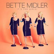 BETTE MIDLER It's The Girls! CD 2015 * NEW