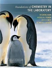 Foundations of Chemistry in the Laboratory : 0 by Judith N. Peisen, Morris...