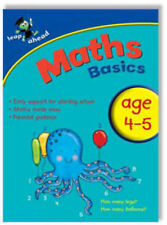 Learn at Home: Maths Basics 4-5 (Leap Ahead) brand new book with free p/p