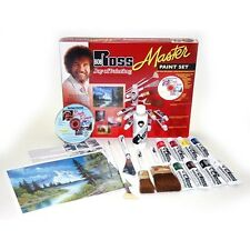 Bob Ross Master Paint Set ~ NEW