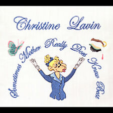 Christine Lavin - Sometimes Mother Really Does Know Best [New CD] Digipack Packa