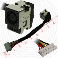 Compaq Presario CQ60-217TU DC Jack Socket with Harness Cable Connector
