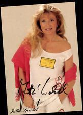Jutta Speidel Autogrammkarte Original Signiert # BC 49607